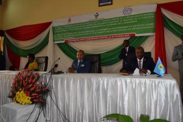 jeudi, 25 février 2021 à Bujumbura, au KING'S CONFERENCE CENTER